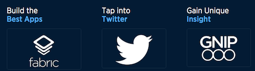 Twitter developer focus goes beyond its API to include front-end toolkits.