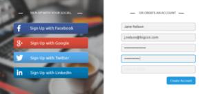 LoginRadius social login